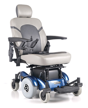 Golden Compass HD Power Chair