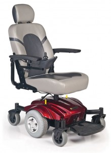 Golden Compass Sport Power Chairs