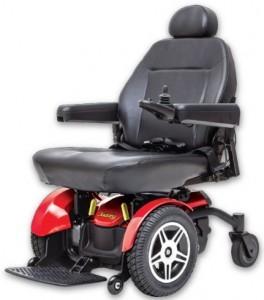 Pride Jazzy Elite HD Power Chair