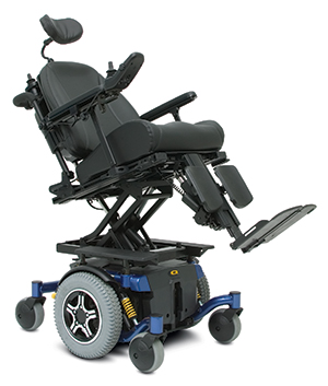 Rehab Power Wheelchairs