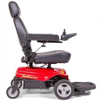 Golden Alanté Sport Power Wheelchair