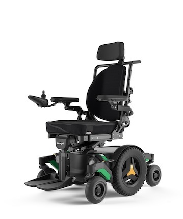 Permobil M1 Power Wheelchair