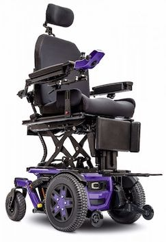 Quantum 4Front Power Wheelchair