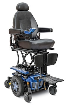 Quantum Edge 3 Rehab Power Chair