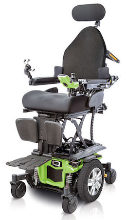Quantum Q6 Edge 2.0 Rehab Power Wheelchair