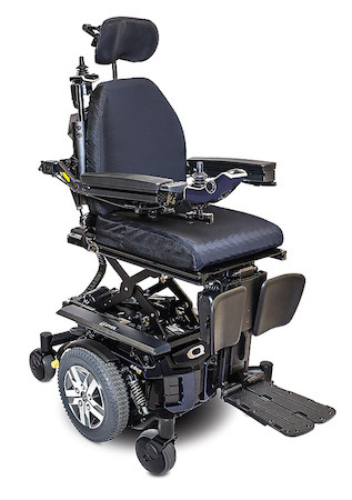 Quantum Q6 Edge HD Rehab Power Wheelchair