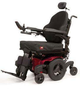 Sunrise Medical QM710 Power Wheelchair