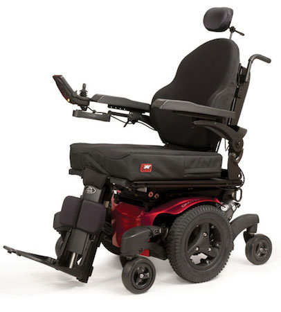 Sunrise Medical QM710 POwer Wheelchair