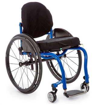 Aero Z Lightweight Manual Wheelchair