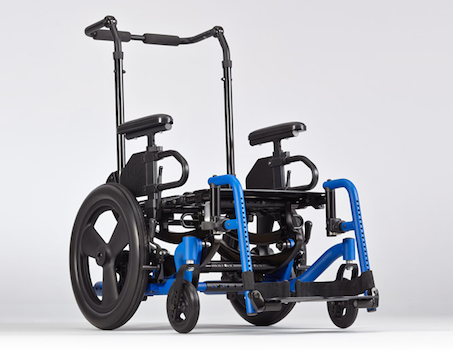 Focus CR Lightweight Manual Wheelchair