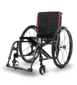 Quickie 2 Lightweight Manual Wheelchairs