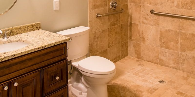 Make A Bathroom Wheelchair Accessible