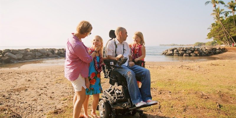 Wheelchairs and Vacations