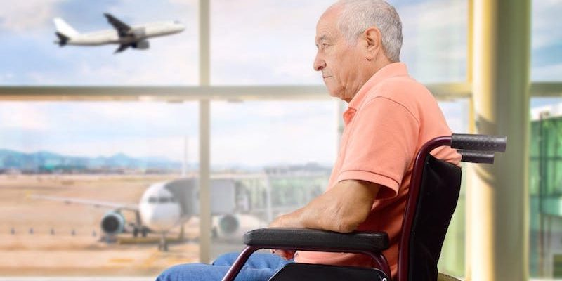 Your Guide to Flying with a Mobility Device