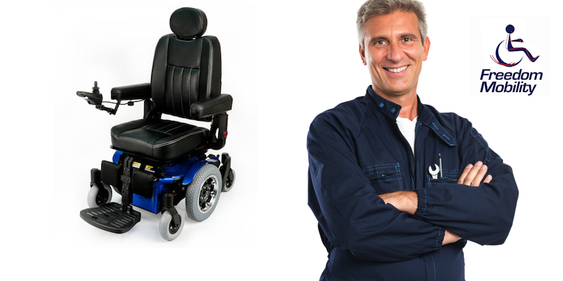 What to Look for in a Wheelchair Repair Service