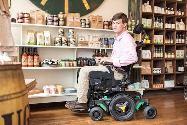 Complex Rehab Power Wheelchairs
