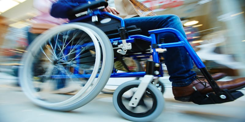 Shopping Tips for Wheelchair Users