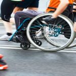 Adapted sports for wheelchair athletes
