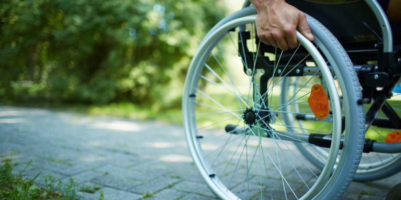 Wheel Options for Your Mobility Device