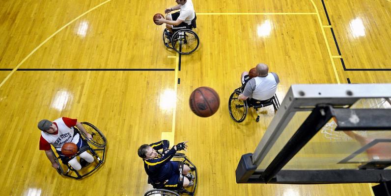 Wheelchair Sports That Are Increasing Inclusivity in Blacksburg